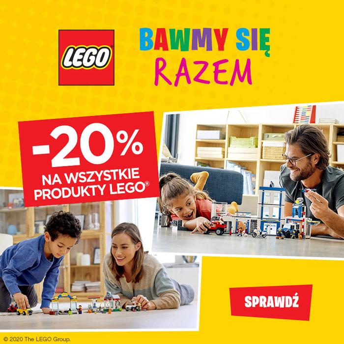 LEGO Wielkanoc -20%